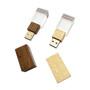 USB Ključek - les/steklo