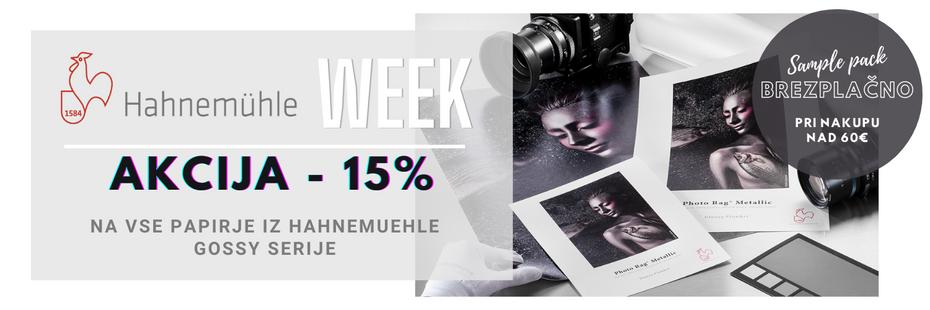 HAHNEMUEHLE WEEK - DAY 4