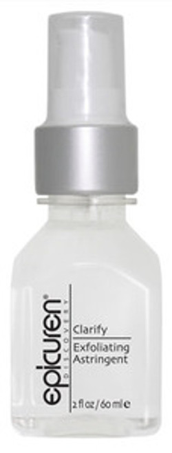 Epicuren Clarify Exfoliating Astringent 2oz.