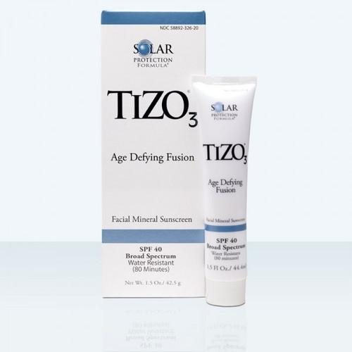 TiZO3 Facial Mineral Sunscreen SPF40