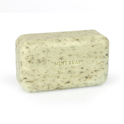 Mint Leaf Shea Butter Enriched Vegetable Soap