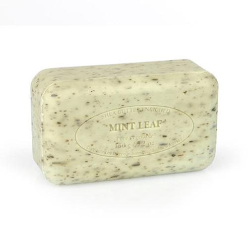 Mint Leaf Shea Butter Enriched Vegetable Soap