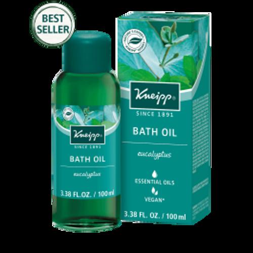 Cold & Sinus Relief Bath Oil: Eucalyptus *Value Size