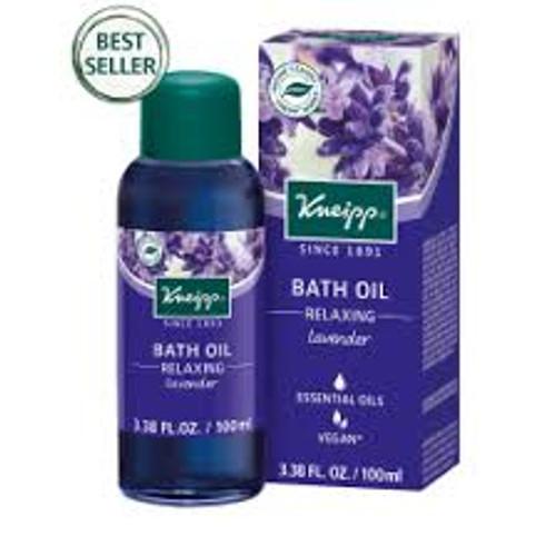 Balancing Bath Oil: Lavender