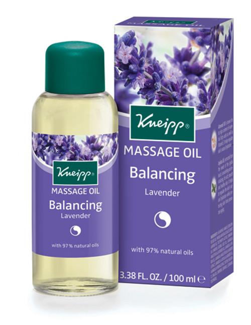 Balancing Massage Oil: Lavender