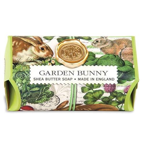 """Garden Bunny Bar Soap """"Sweet Clover"""""""