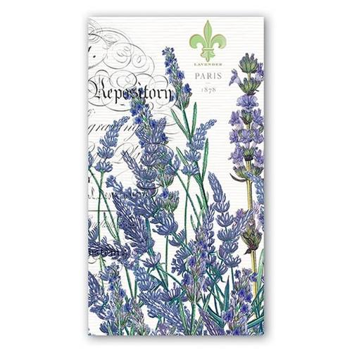 Lavender Rosemary Hostess Napins