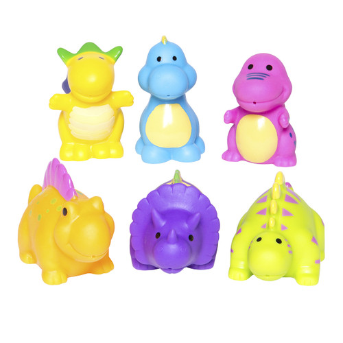 Dinosaur Party Bath Squirties