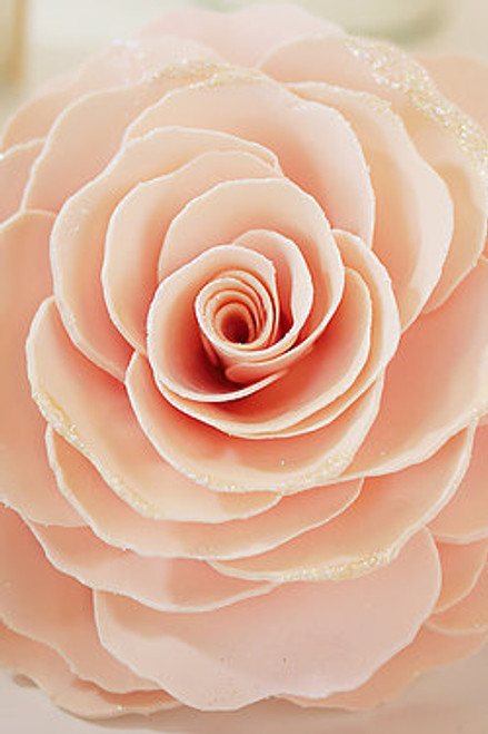 Vintage Rose Bath Happie