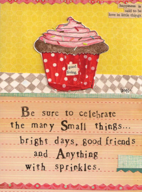Anything with Sprinkles Card
