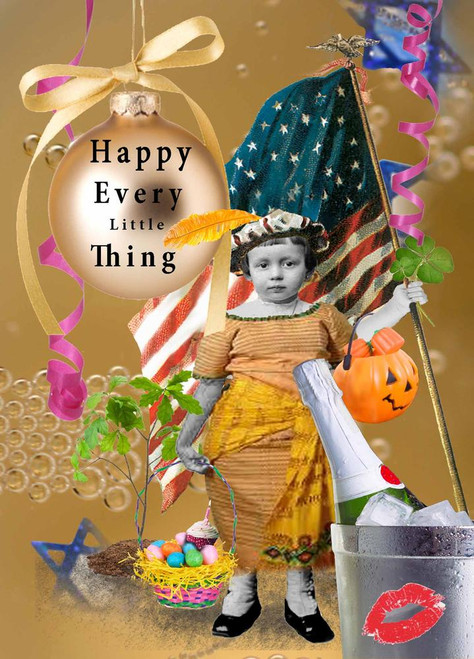 Happy Every Little Thing Card