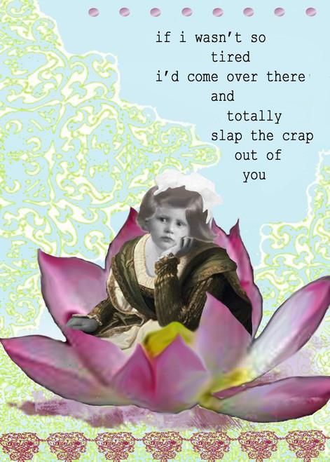 Slap Card