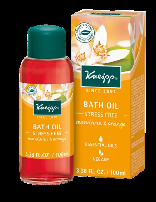Mandarin & Orange (Stress Free) Bath Oil