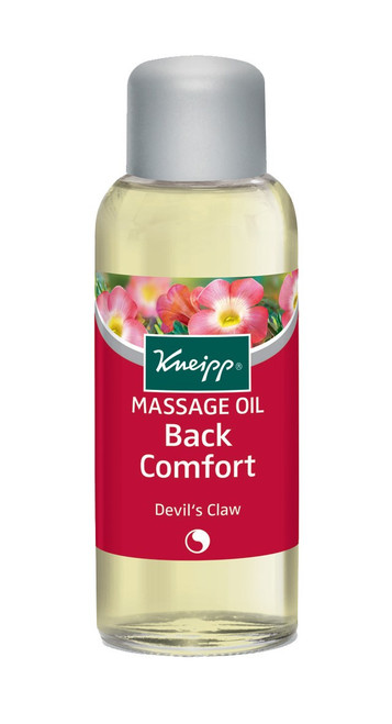 Devil's Claw Back Comfort Massage Oil