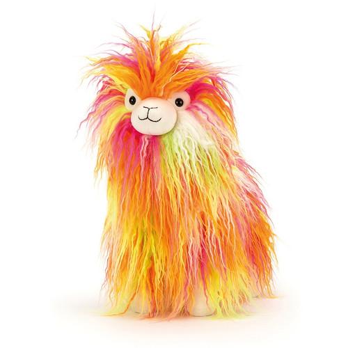 """Rama-llama-ding-dong!  8"""" x 4"""" including fur"""