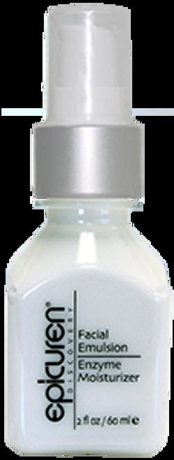 Epicuren Facial Emulsion Enzyme Moisturizer 2 oz.