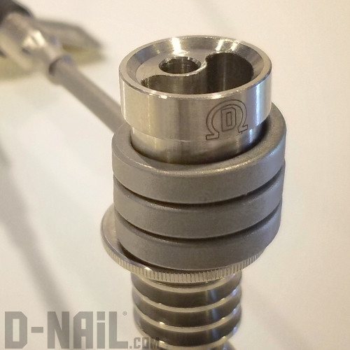 16mm Deep Dish Ti Nail