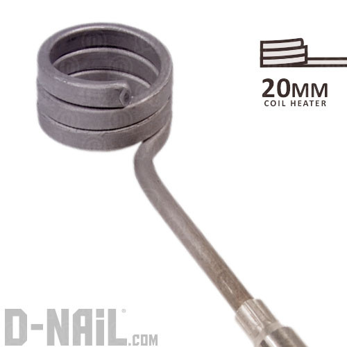 20mm Coil Heater