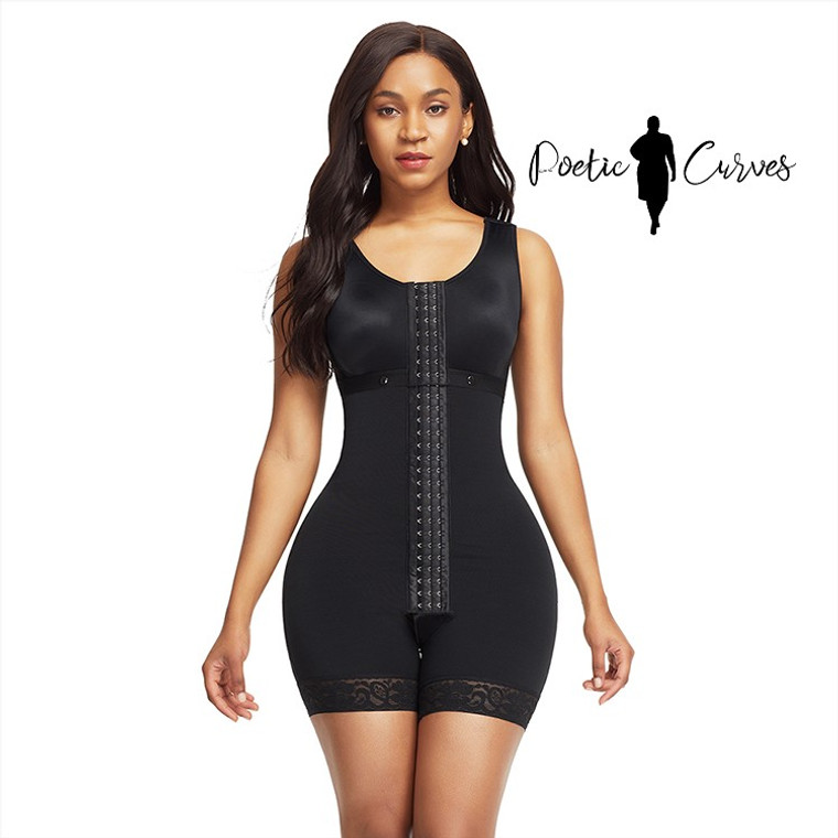 Slimming Body Shapewear Front View