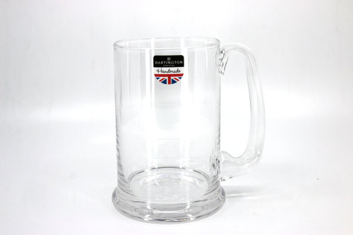 Dartington Crystal 'Real Ale' Pint Tankard