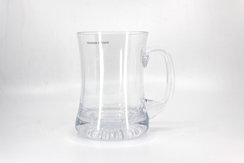 Waisted Star Base Pint Tankard