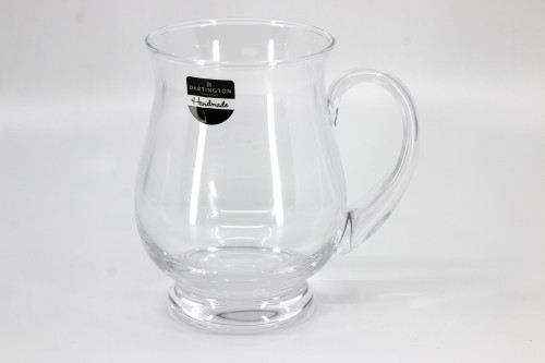 Dartington Crystal 1 pint 'Maltings' tankard