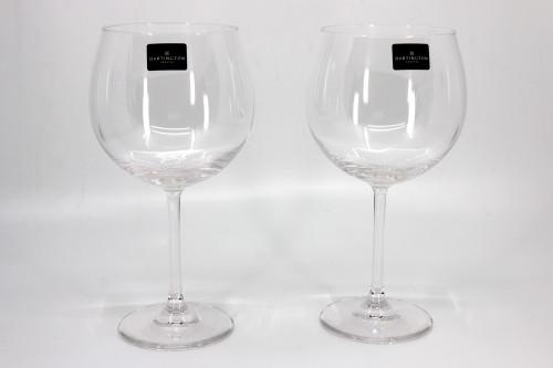 Dartington Crystal 'Copa' pair of Gin glasses
