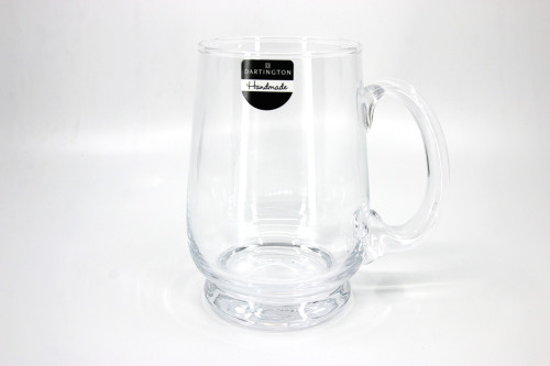 Dartington Crystal 1 pint 'Barleycorn' tankard