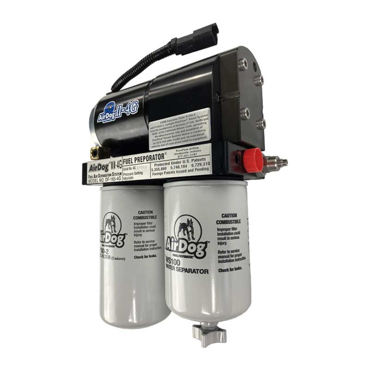 Airdog Ii 4g Air Fuel Separation System 99 03 7 3l