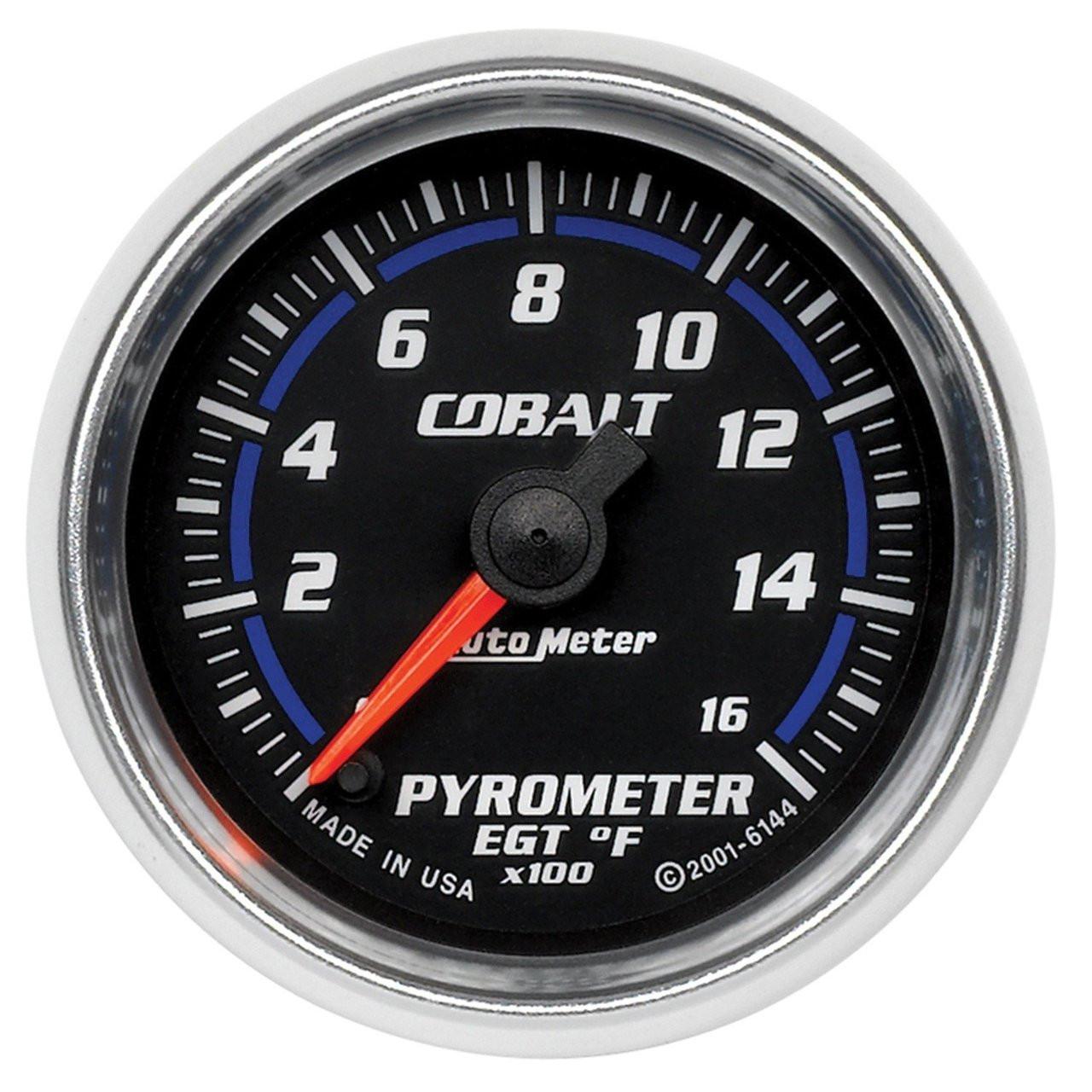 AM - Cobalt Pyrometer (0º~1600ºF) 6144 - 1023 Diesel & Fleet INC1023 Diesel