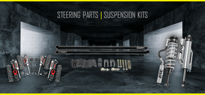 SUSPENSION & STEERING