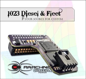 Quadzilla Arachnid Reburn w/ 1023 Diesel Custom Tunes | 8 Tunes