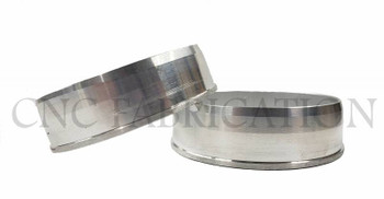 CNC Fabrication 7.3L Intake plenum reinforcement Inserts