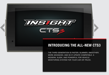 Edge - Insight CTS3 OBDII Monitor