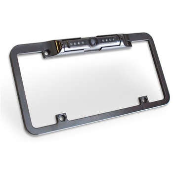 Edge - Back-up Camera License Plate Mount