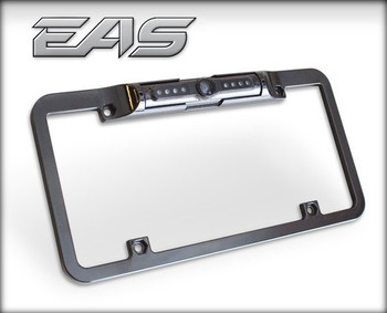 Edge - Back-up Camera License Plate Mount For CTS3 - 98203