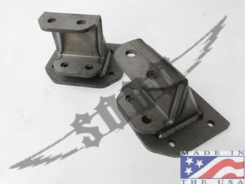 "SORD - 78-97 Ford 4x4 2"" & 4.5"" Rear Shackle Flip Kits"