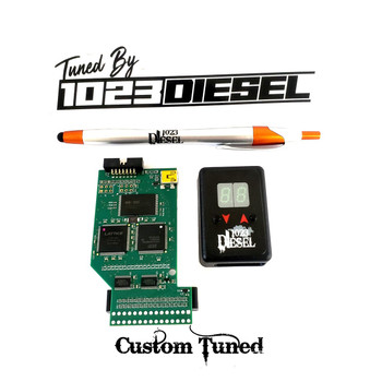 1023 Diesel custom tuned PHP Hydra Chip. The PHP Hydra from Power Hungry Performance will come equipped with 6 of our in house custom tunes for stock injectors, single shot injectors, or hybrid injectors.