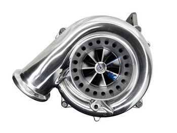 KC Turbos TP38r Stage 3 Ball Bearing 66/73 Turbo | 94-97 7.3L Powerstroke