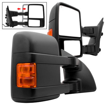 99-16 Ford Super Duty L/R - Power/Heated/Telescoping Mirror