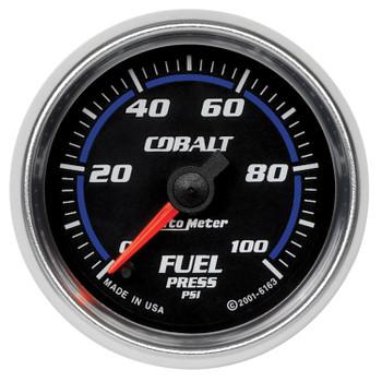 Cobalt Fuel Pressure Gauge (0~100psi) 6163