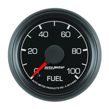 Ford Factory Match Fuel Pressure Gauge (0-100psi) 8463