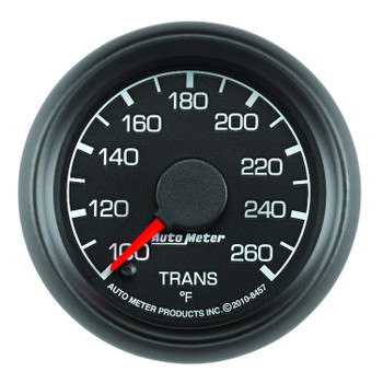 Auto Meter Ford Factory Match 100-260°F Transmission Temp Gauge