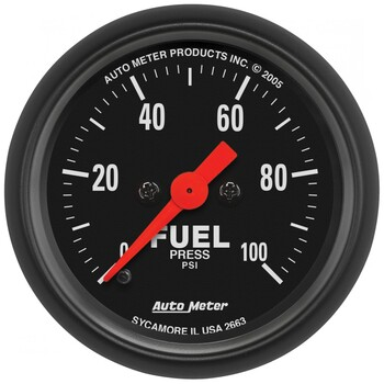 Z-Series Fuel Pressure Gauge (0-100psi) 2663