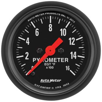 Z-Series Pyrometer (0º-1600ºF) 2654