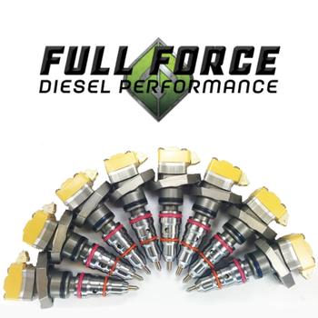 FFD - 350/200 Hybrid Injector Set | 94~03 7.3L