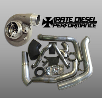 Irate Diesel Complete T4 Kit with S366 SX-E | 94-03 7.3L Powerstroke