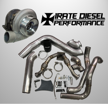 Irate Diesel Complete T4 Kit with S467.7 FMW| 94-03 7.3L Powerstroke