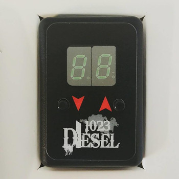 1023 Diesel PHP Hydra Face Plate!