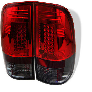 SUPER DUTY 99-07 LED TAIL LIGHT - RED